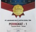 Perusahaan meraih penghargaan dari Majalah Economic Review dalam acara Indonesia Human Capital Award (IHCA) IV – 2018, yaitu Peringkat – 1 : Asuransi Umum – Terbaik